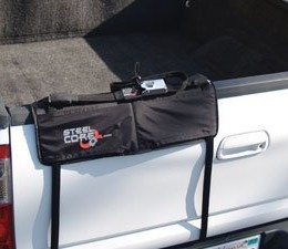 Steelcore Security Rack Tailgate