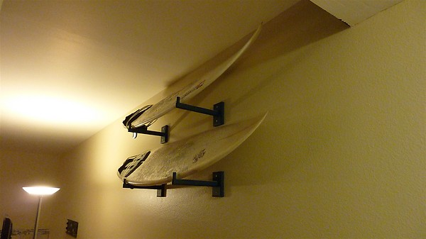 Surf Rack Made